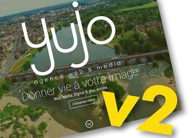 Yujo Blog v2