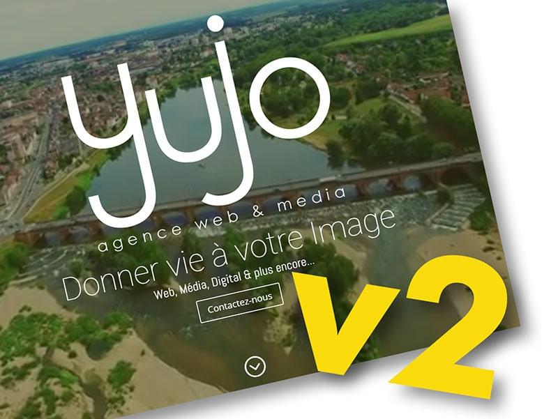 Etude de cas – Refonte de site internet, yujo.fr v2