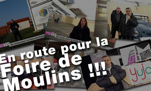 Web Série – En Route pour la Foire de Moulins