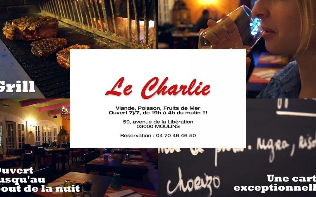 Web Série – Ce soir, on sort au Charlie
