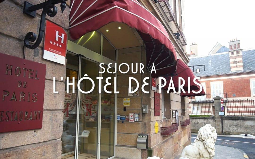 Web Série – Séjour à l'Hôtel de Paris