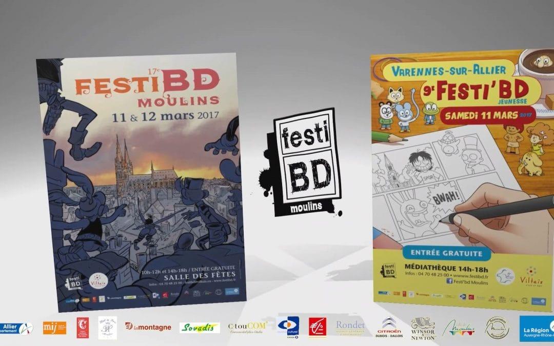 Vidéo – Festi'BD 2017