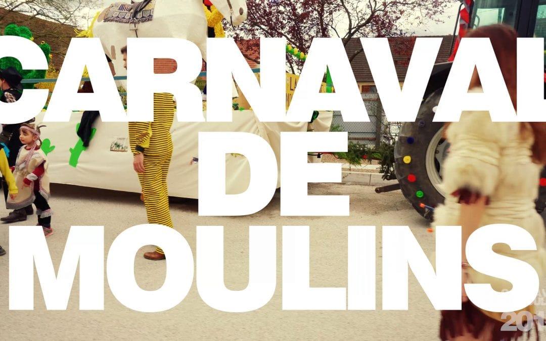 Vidéo – Carnaval de Moulins 2017