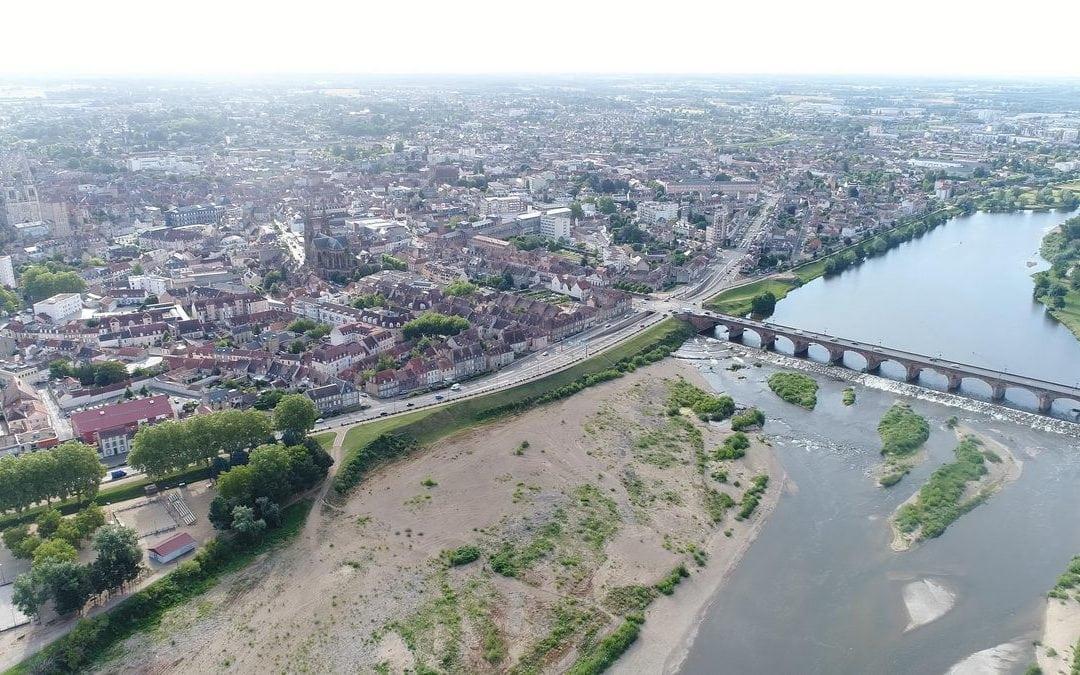 Vidéo – Drone en Pays Bourbon, part.1 – Moulins