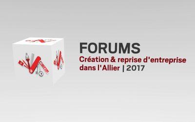Vidéo – Forum de la Création et Reprise d'entreprises