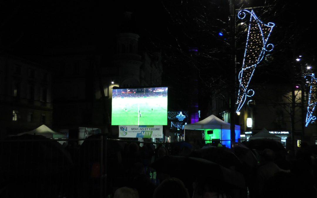 Bande-Annonce match Moulins-Yzeure vs Monaco