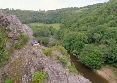 Gorges du Cher Lignerolles Lavault-Saint-Anne